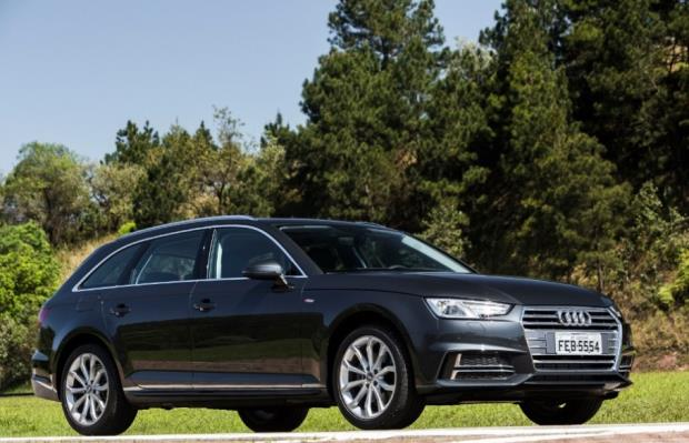 Audi A4 Avant começa a ser vendido no país e estará no Salão do Automóvel de São Paulo