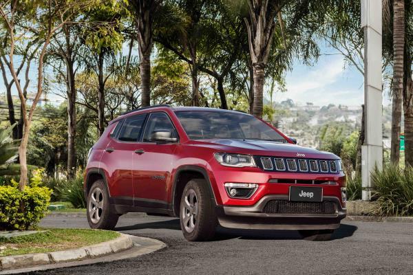 Jeep lança o COMPASS seu novo SUV
