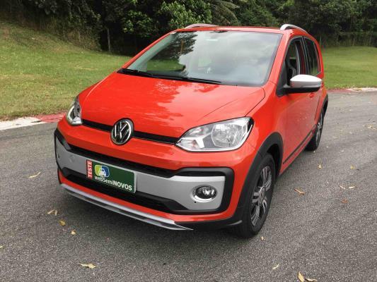 Volkswagen lança versão 'aventureira' do Up! 2018