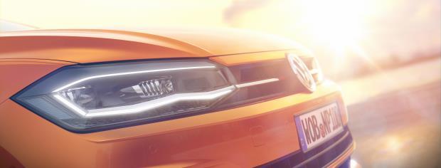 Volkswagen divulga as primeiras fotos do Novo Polo europeu