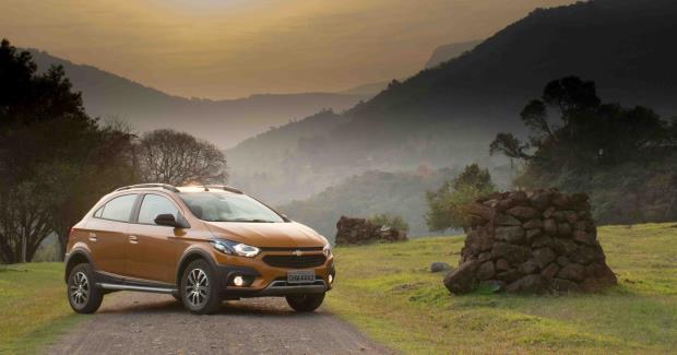 Onix foi o carro mais vendido da América Latina em 2016