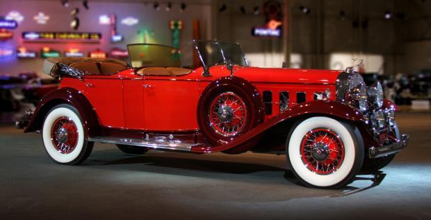 GM Heritage Center, em Detroit (EUA) um show à parte