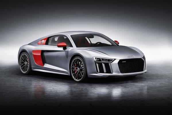 Vem aí a edição 'Audi Sport' para o R8 Coupé