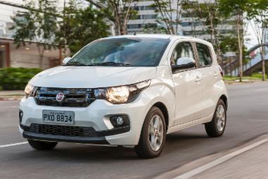CHEGA A NOVA VERSÃO MOBI DRIVE COM MOTOR 1.0 TRÊS CILINDROS FIREFLY