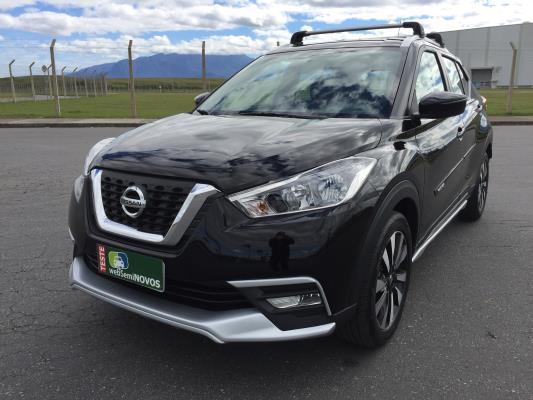 Nissan Kicks nacional tem novas versões e equipamentos de série