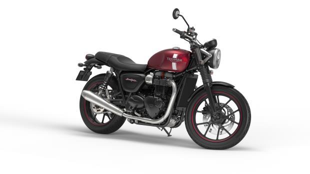 Nova promoção Triumph oferece motos com descontos especiais e IPVA quitado