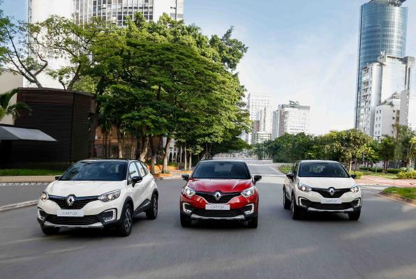 Novo Renault Captur chega e agita a concorrência