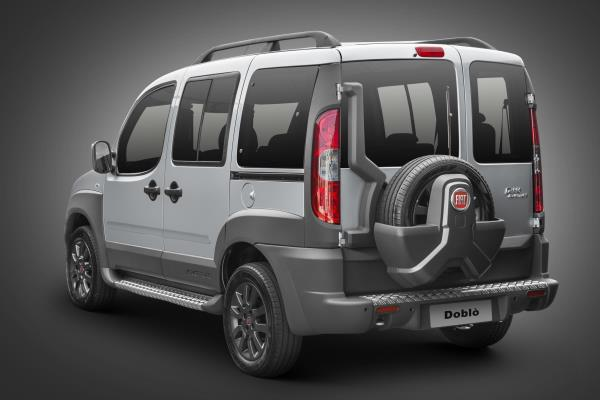 Fiat Doblò 2017 chega mais equipado