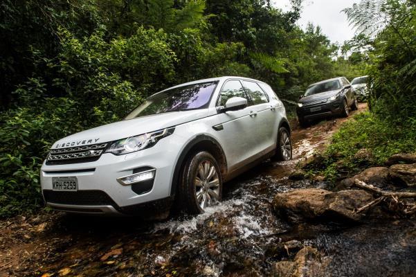 Discovery Sport produzido em Itatiaia já está à venda em todo o Brasil
