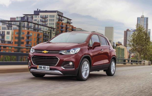 Chevrolet revela versão brasileira do Novo Tracker
