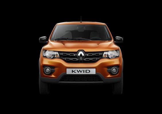 Renault faz pré apresentação do Kwid um SUV compato Urbano