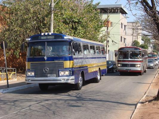 Pará de Minas receberá encontro de ônibus antigos em 29 de julho; programe-se!