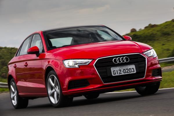 Audi lança novo A3 Sedan 1.4 Flex 2017