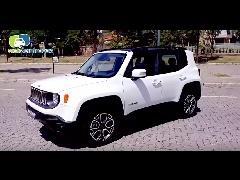 Jeep Renegade Longitude 4x4 a diesel