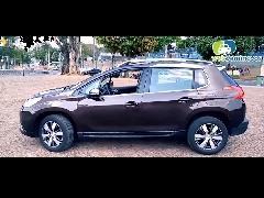 Teste Peugeot 2008