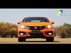 Teste Honda Civic Si