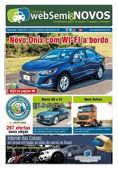 Capa do Jornal - Edição 76