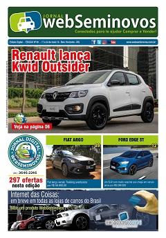 Capa do Jornal - Edição 68