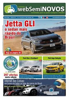 Capa do Jornal - Edição 70