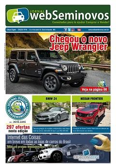 Capa do Jornal - Edição 67