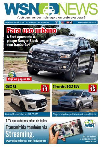 Capa do Jornal - Edição 108