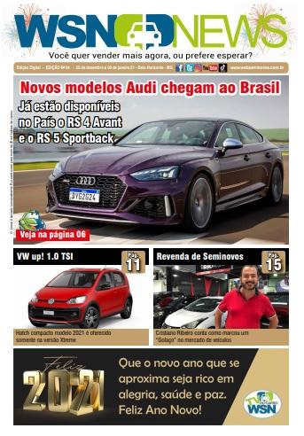 Capa do Jornal - Edição 95