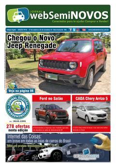 Capa do Jornal - Edição 65