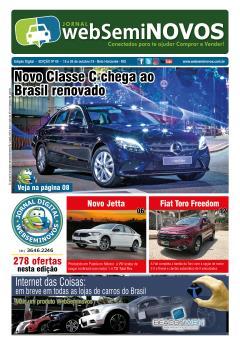 Capa do Jornal - Edição 64