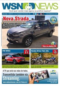 Capa do Jornal - Edição 79