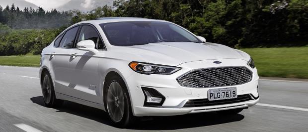 Ford lança Novo Fusion 2019