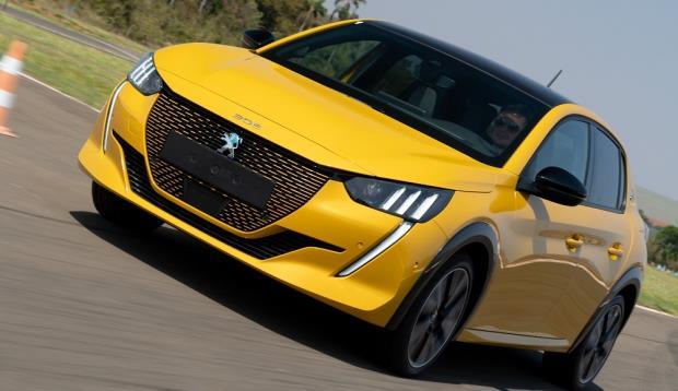 Peugeot 208: Um salto para o futuro!