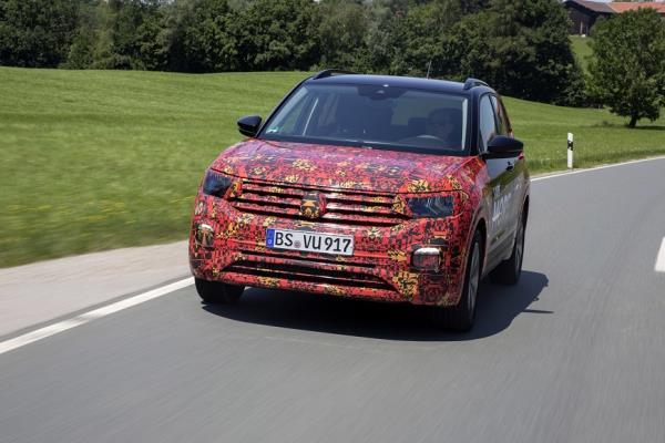 T-Cross , um novo formato em SUV da Volkswagen