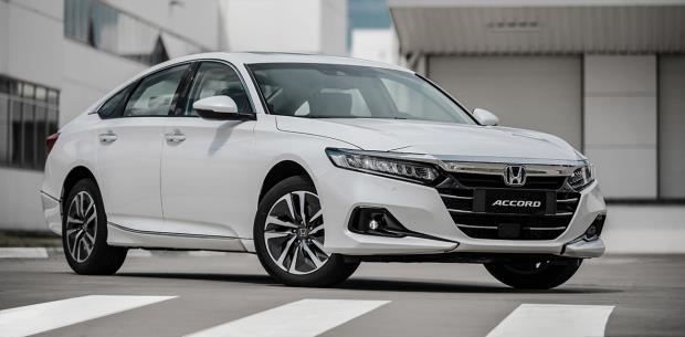 Honda anuncia chegada do Accord híbrido