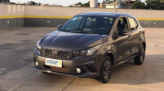 Teste: Fiat Argo Drive 1.3 na versão S Design