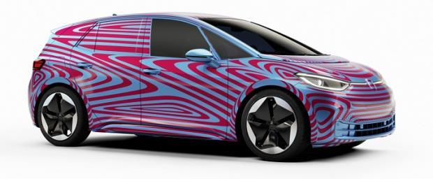 Volkswagen abre pré-venda do ID.3, seu 1º modelo elétrico