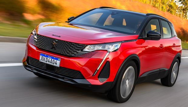 Novo Peugeot 3008 ganha visual agressivo