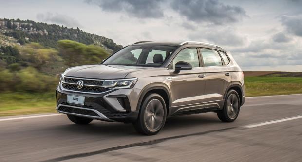 Taos promete ser referência entre os SUVs médios