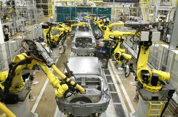 Hyundai cresce produção de sua fábrica para 210 mil carros ao ano