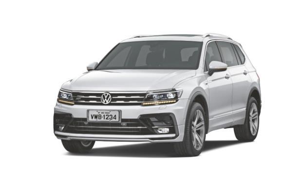 Volkswagen Tiguan Allspace 2020 mais equipada