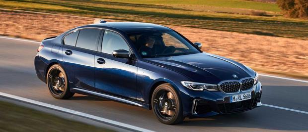 Alto desempenho com os BMW da família