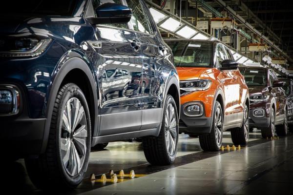 Volkswagen comemora 20 anos de fábrica em São José dos Pinhais