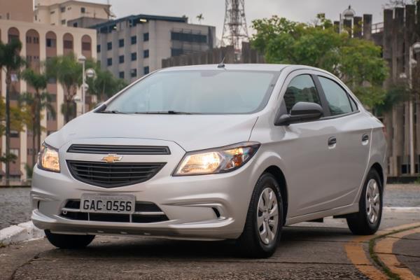 Chevrolet Prisma Joy 2019 é o sedã flex mais econômico do Brasil