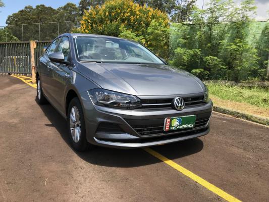 Volkswagen lança o Virtus com nova tecnologia, conforto, segurança