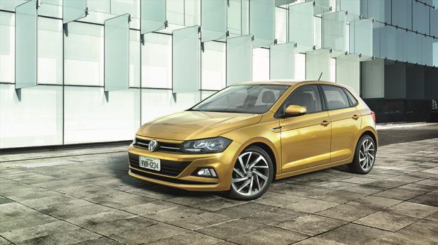 Volkwsagen lança Novo Polo e  promete balançar a concorrência dos Hatchs no Brasil