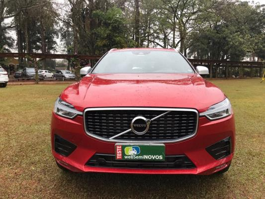 Nova geração do Volvo XC60 é lançada no Brasil