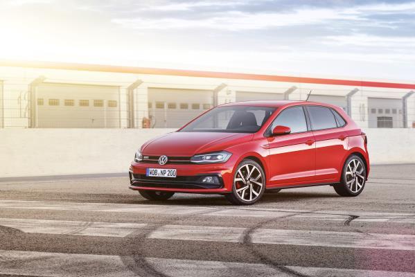 Volkswagen apresenta na Europa Novo Polo GTI, um carro-esporte em embalagem compacta