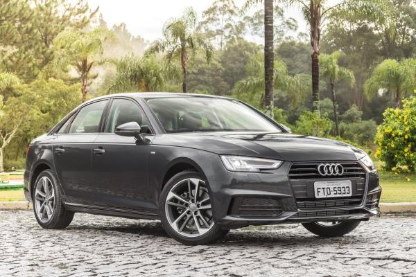 Audi A4 ganha versão Limited Edition no país