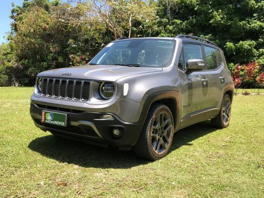 Webseminovos Chegou O Novo Jeep Renegade 2019