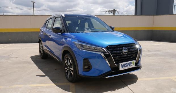 Nissan anuncia o Kicks 2022 sem alterar o preço