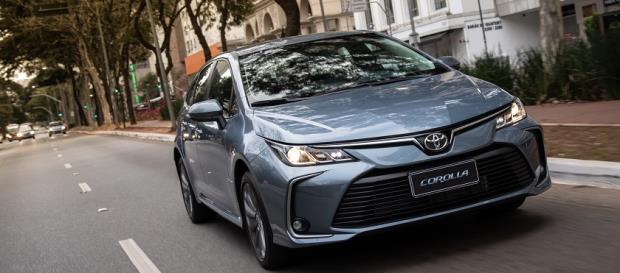 Chega ao Brasil o Novo Toyota Corolla 2020